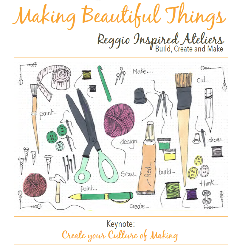 Make Beautiful Things - Create Your Culture Of Making